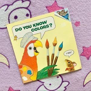 Do You Know Colors? Book
